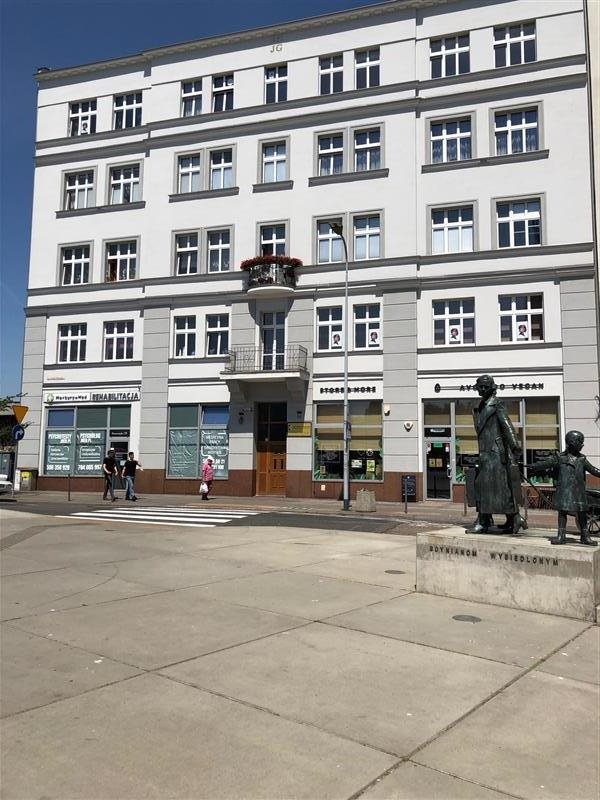 Mieszkanie czteropokojowe  na wynajem Gdynia, Śródmieście, STAROWIEJSKA  131m2 Foto 1
