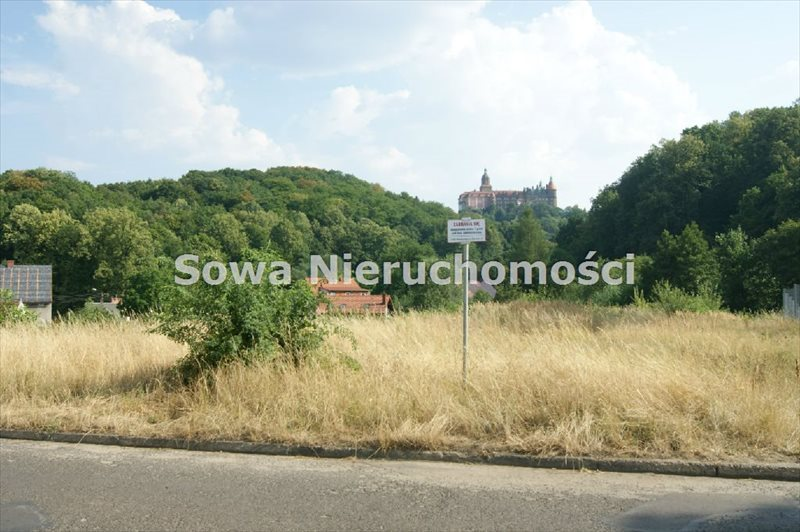 Działka budowlana na sprzedaż Świebodzice, Pełcznica  2360m2 Foto 6