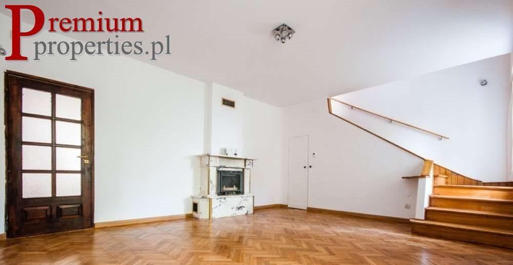 Dom na wynajem Warszawa, Praga-Południe, Saska Kępa  220m2 Foto 2
