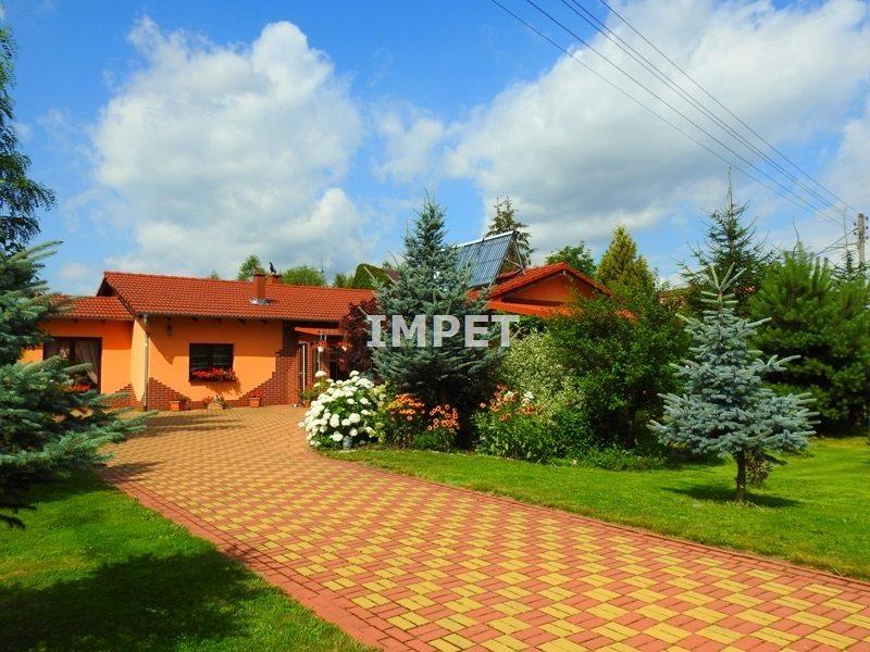 Dom na sprzedaż Mała Wieś Dolna  165m2 Foto 1