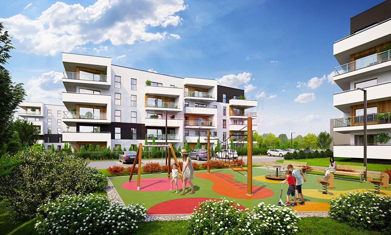 Mieszkanie trzypokojowe na sprzedaż Opole, Zaodrze  71m2 Foto 1