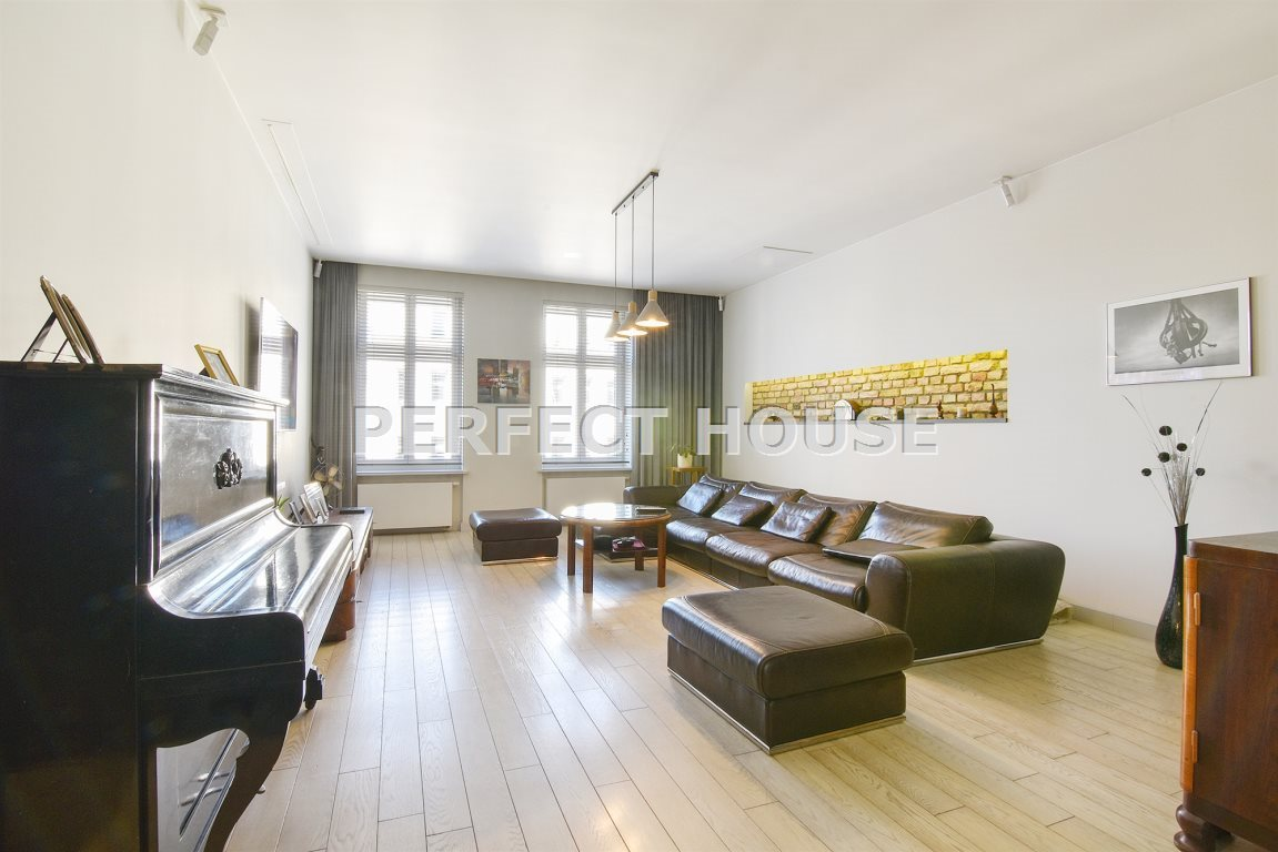 Mieszkanie trzypokojowe na sprzedaż Poznań, Centrum  124m2 Foto 3