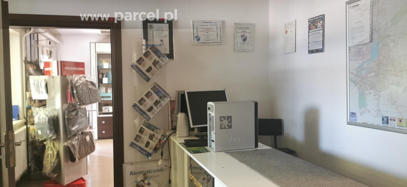 Lokal użytkowy na sprzedaż Swarzędz, Centrum  214m2 Foto 4