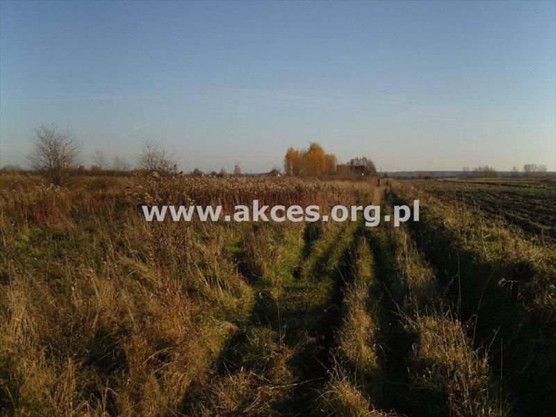 Działka rolna na sprzedaż Gołków  1261m2 Foto 7