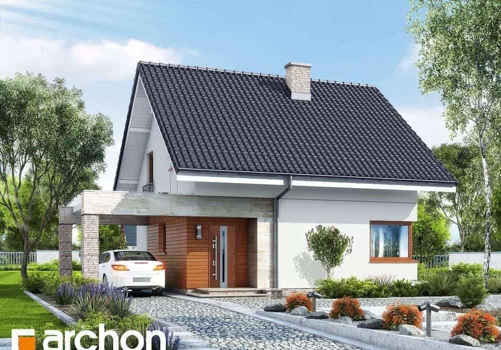 Dom na sprzedaż Łukęcin  91m2 Foto 1