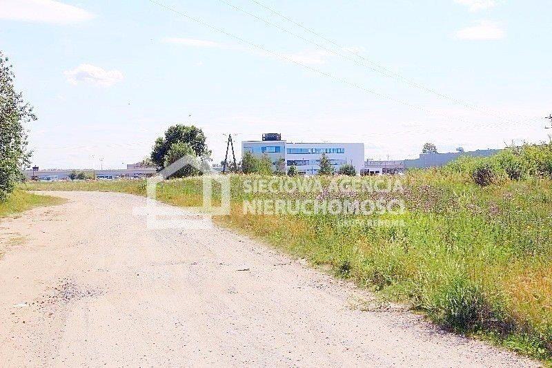 Działka inwestycyjna na sprzedaż Gdańsk  7236m2 Foto 3