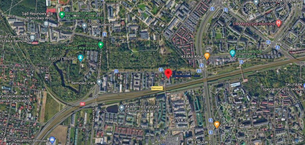 Mieszkanie na sprzedaż Warszawa, Bemowo, Dywizjonu 303  135m2 Foto 11