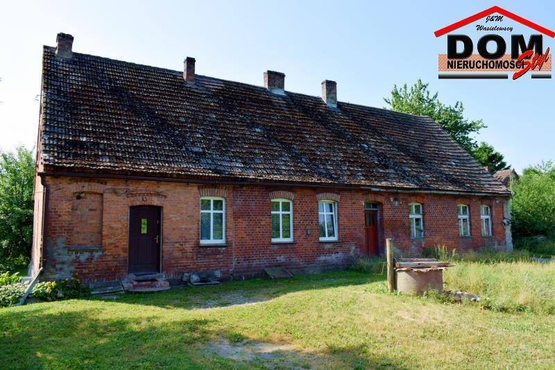 Dom na sprzedaż Ostrowice, Jezioro, Kościół, Las, Przychodnia, Przystanek aut  106m2 Foto 1