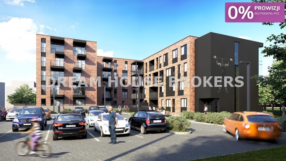 Mieszkanie trzypokojowe na sprzedaż Krasne  55m2 Foto 6