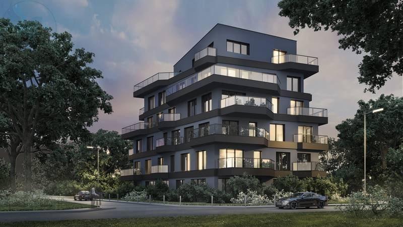 Mieszkanie trzypokojowe na sprzedaż Poznań  85m2 Foto 2