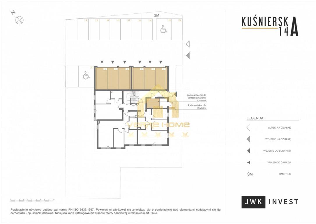 Mieszkanie trzypokojowe na sprzedaż Gdynia, Obłuże, Kuśnierska  61m2 Foto 7