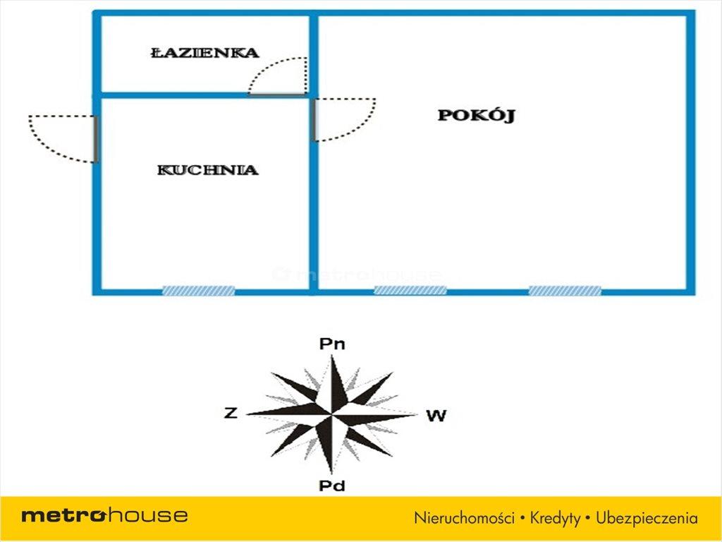 Kawalerka na sprzedaż Pabianice, Centrum, Kościuszki  26m2 Foto 10