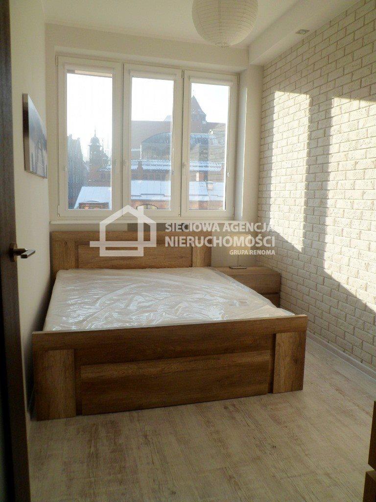 Mieszkanie trzypokojowe na wynajem Gdańsk, Śródmieście, Podwale Staromiejskie  58m2 Foto 11