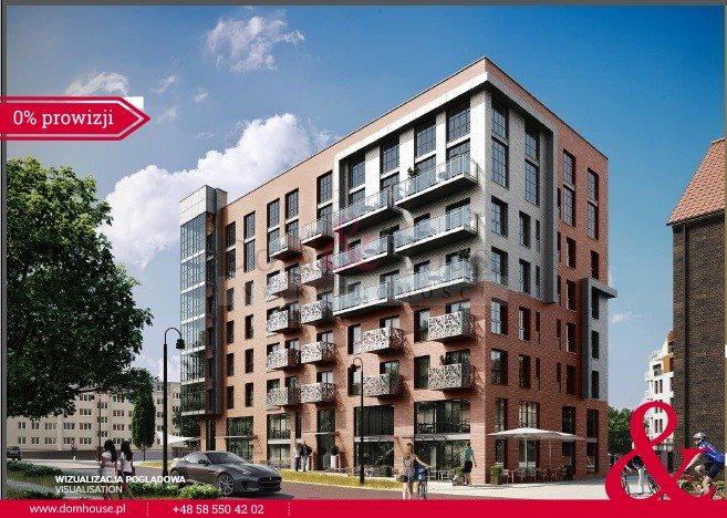 Mieszkanie dwupokojowe na sprzedaż Gdańsk, Śródmieście, Toruńska  36m2 Foto 1