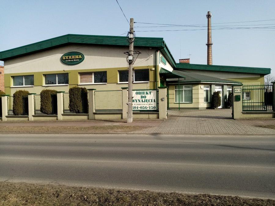 Lokal użytkowy na wynajem Pabianice, Konstantynowska  800m2 Foto 1