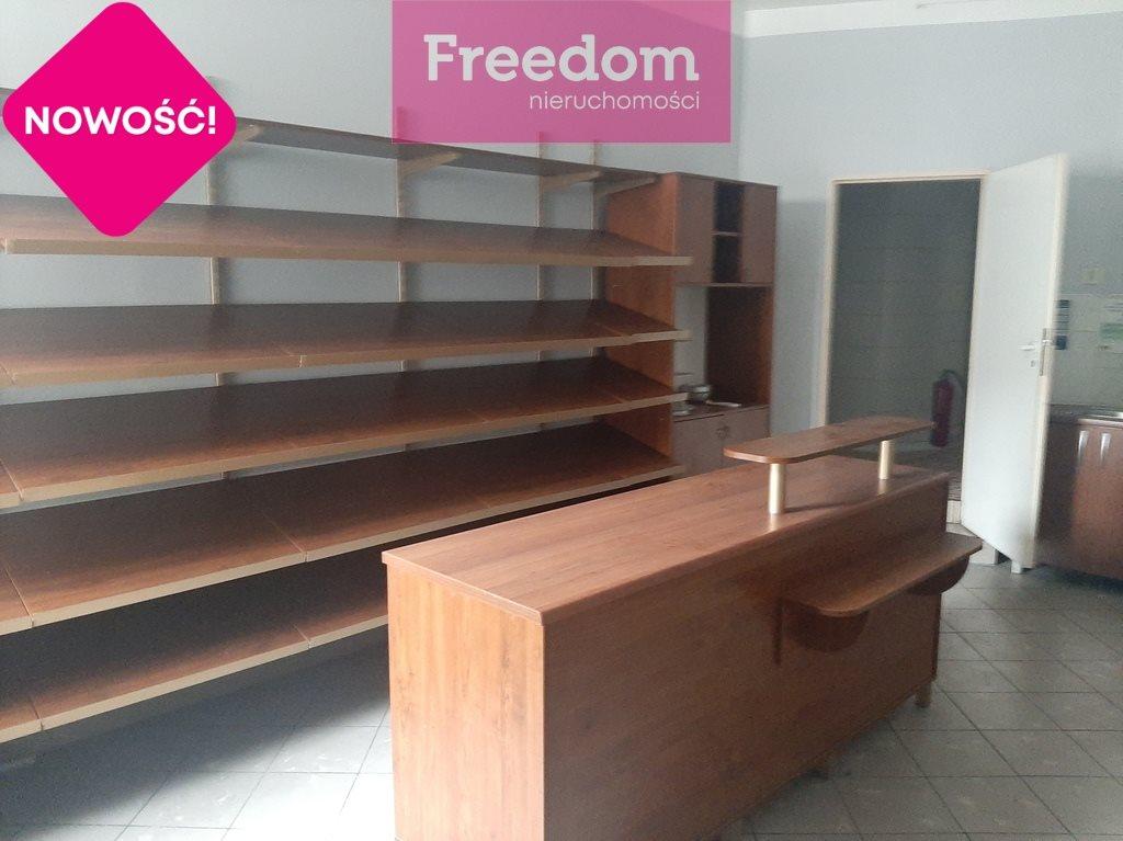 Lokal użytkowy na sprzedaż Łódź, Górna, Rzgowska  128m2 Foto 2