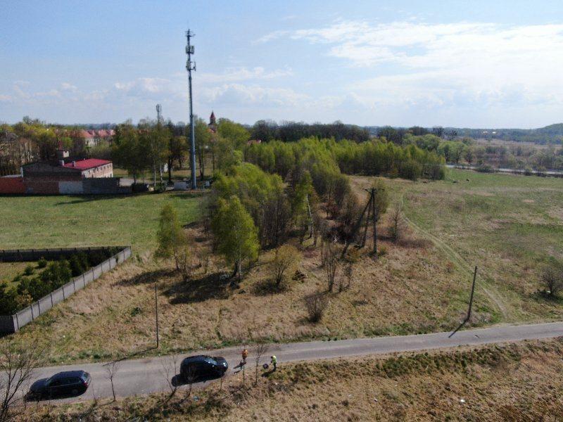 Działka inwestycyjna na sprzedaż Częstochowa, Dźbów  9600m2 Foto 4