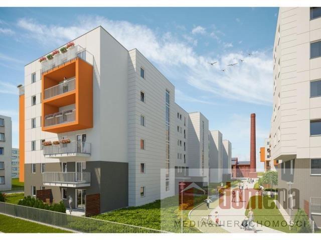 Mieszkanie dwupokojowe na sprzedaż Poznań, Stare Miasto, Winogrady, Wilczak  47m2 Foto 3