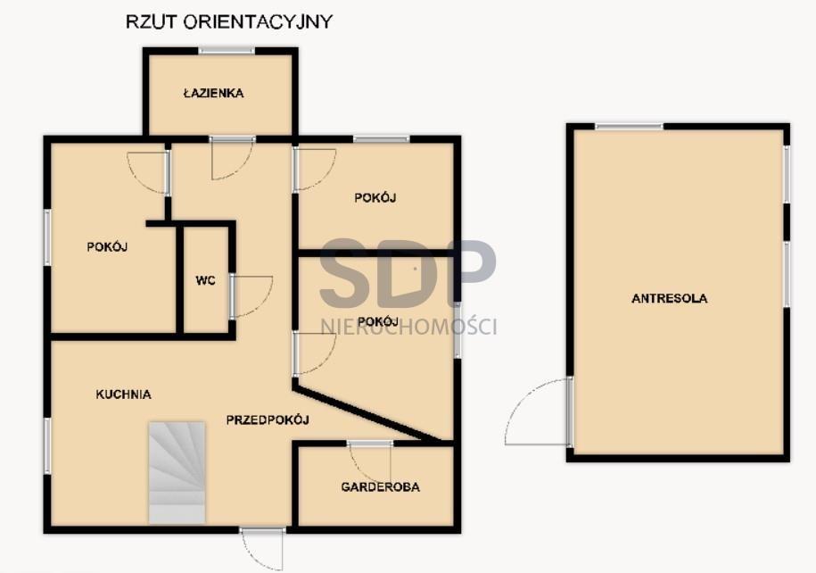 Mieszkanie czteropokojowe  na sprzedaż Wrocław, Psie Pole, Karłowice, Na Polance  110m2 Foto 1