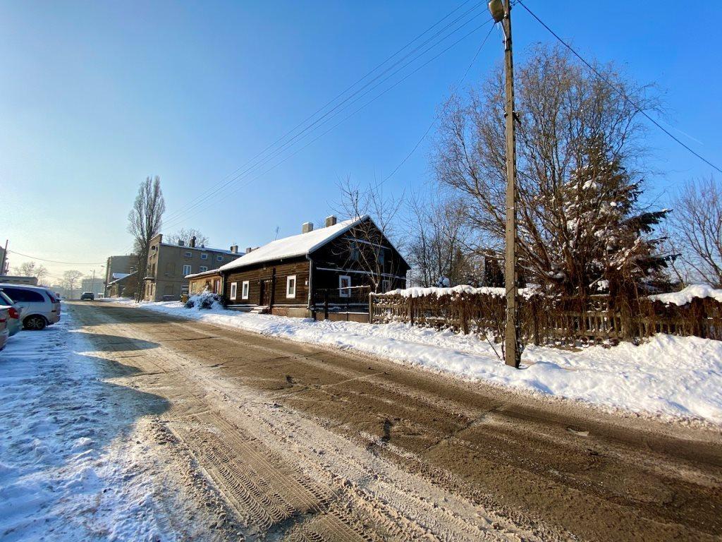 Działka budowlana na sprzedaż Łódź, Bałuty, Doły, Sporna  749m2 Foto 5