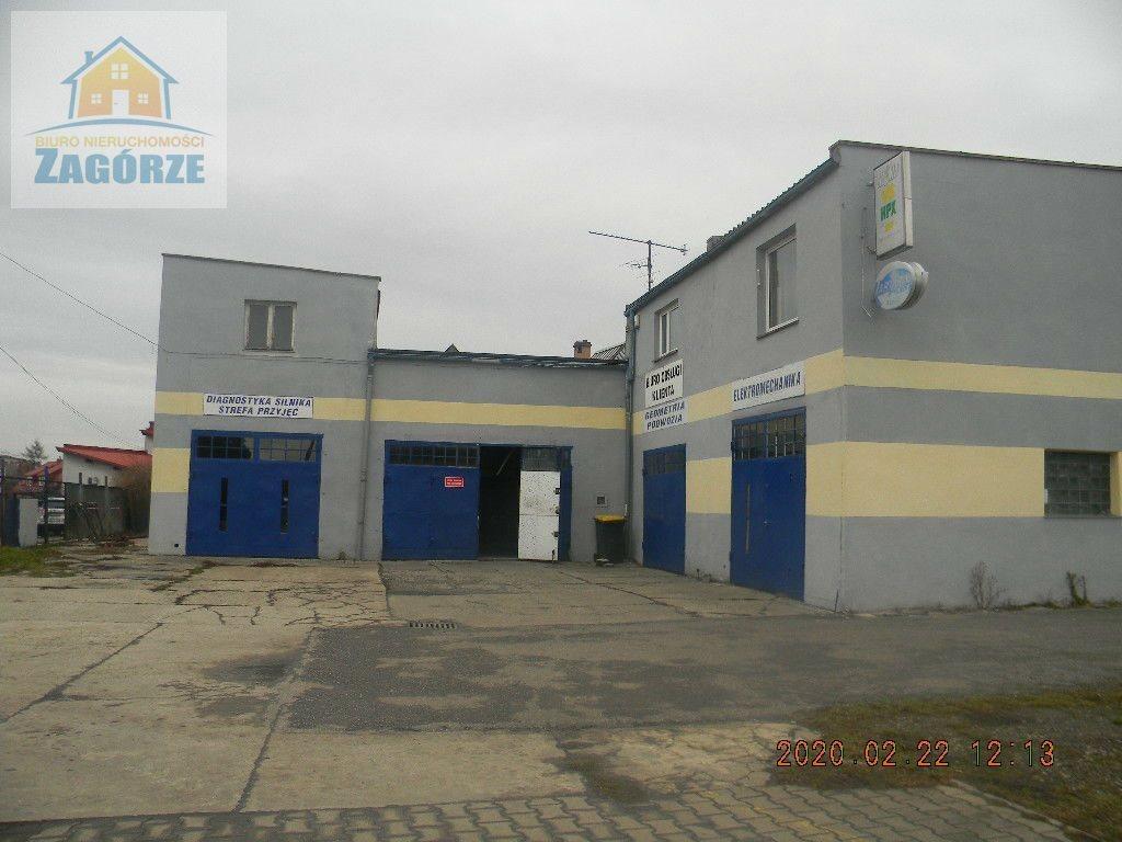 Lokal użytkowy na sprzedaż Dąbrowa Górnicza, Reden  300m2 Foto 5