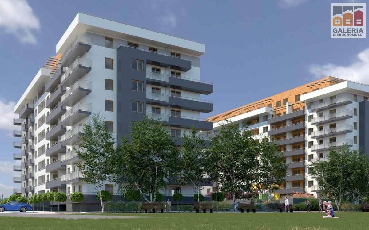 Mieszkanie trzypokojowe na sprzedaż Rzeszów, Staromieście, Lubelska  58m2 Foto 3