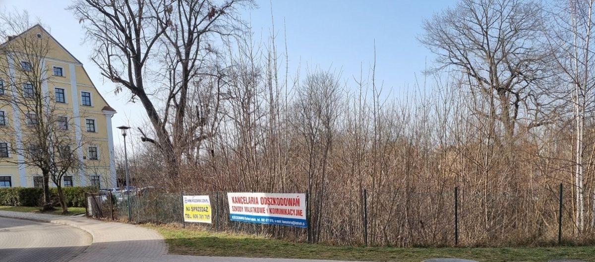 Działka budowlana na sprzedaż Lubań  743m2 Foto 1