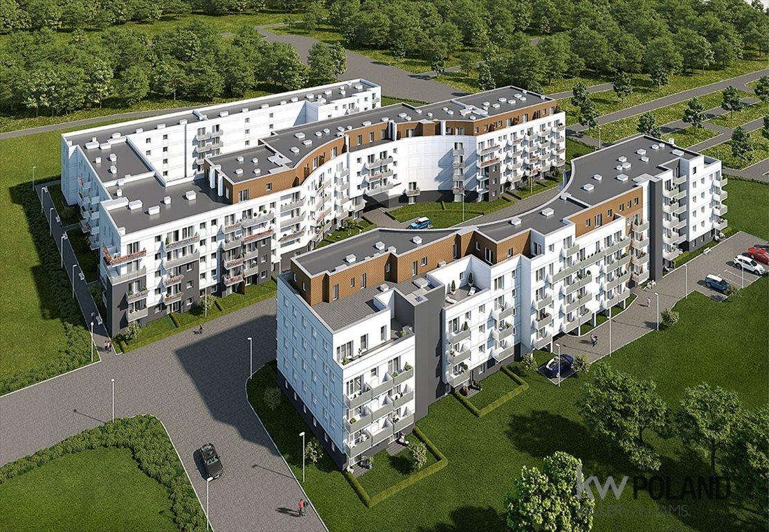 Mieszkanie trzypokojowe na sprzedaż Poznań, Nowe Miasto, abpa Walentego Dymka  50m2 Foto 5