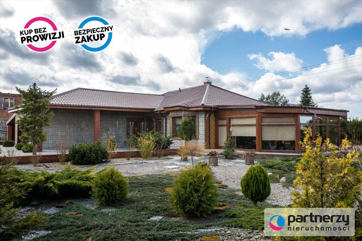 Dom na sprzedaż Żelistrzewo, Rajska  220m2 Foto 1