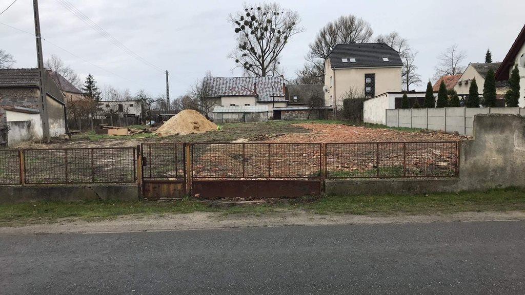 Działka budowlana pod dzierżawę Domecko  1360m2 Foto 1