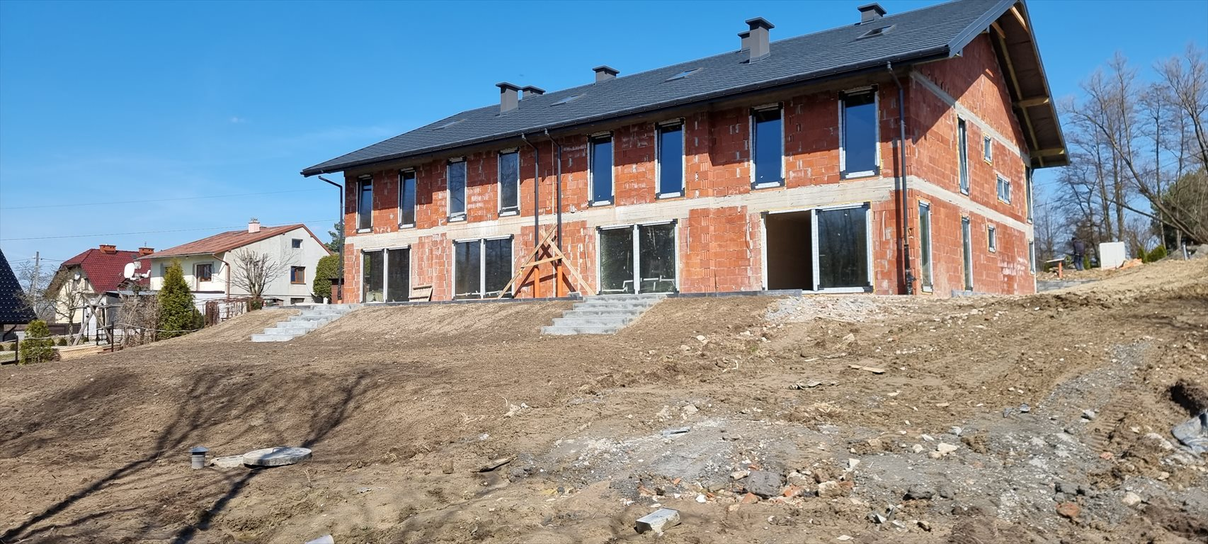 Dom na sprzedaż Kraków, Podgórze, Wyrwa  177m2 Foto 1
