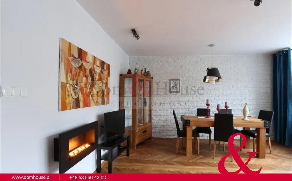 Mieszkanie dwupokojowe na wynajem Gdańsk, Stare Miasto, Grobla I  53m2 Foto 2