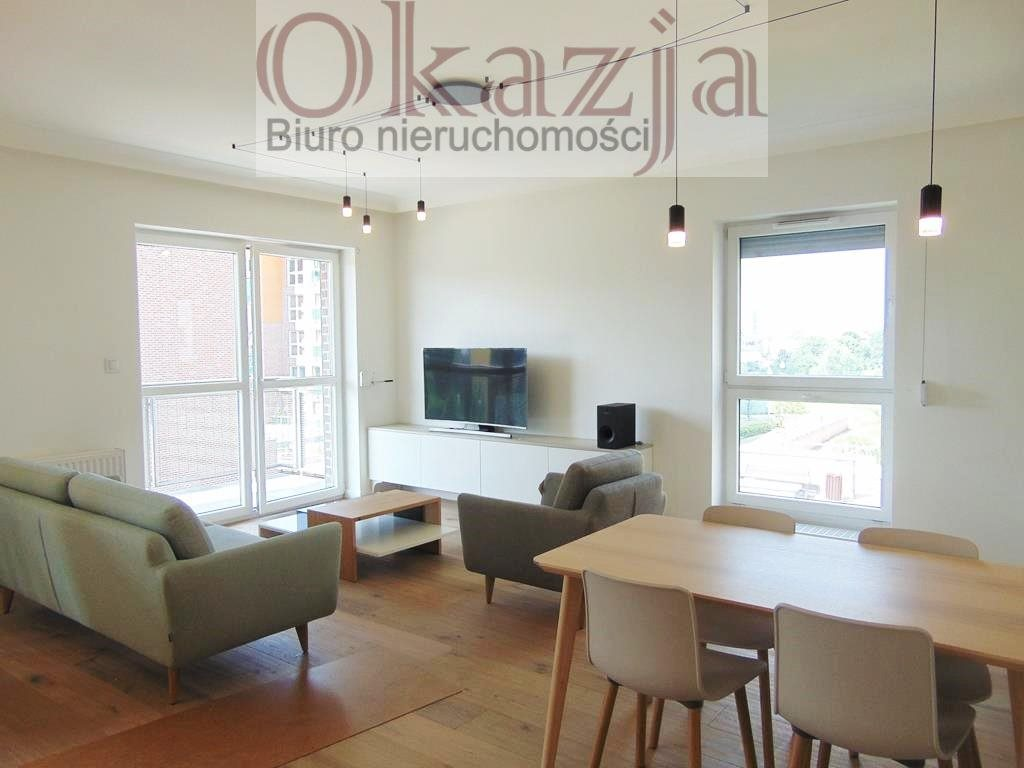 Mieszkanie dwupokojowe na sprzedaż Katowice, DĘBOWE TARASY, Johna Baildona  70m2 Foto 2