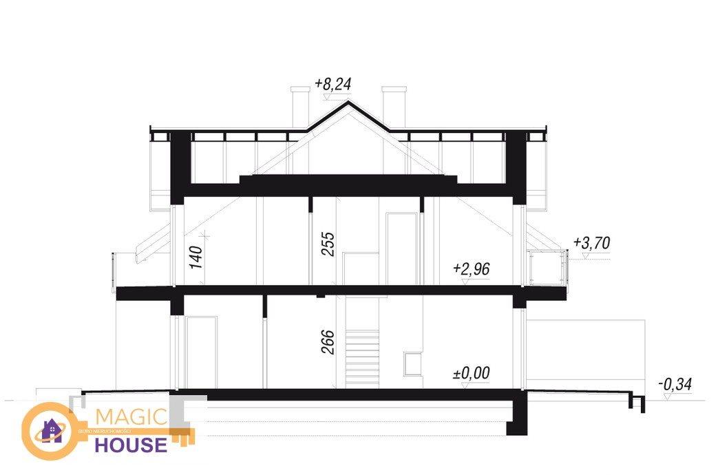 Dom na sprzedaż Chwaszczyno, Podleśna  129m2 Foto 10