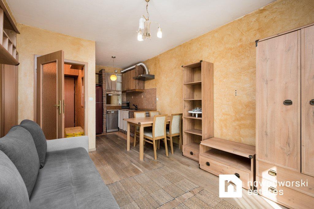 Mieszkanie dwupokojowe na wynajem Kraków, Ruczaj, prof. Michała Bobrzyńskiego  35m2 Foto 2