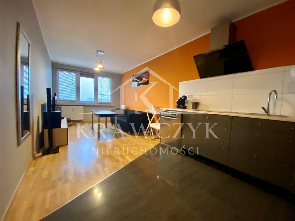 Mieszkanie dwupokojowe na wynajem Szczecin, Pomorzany  40m2 Foto 1