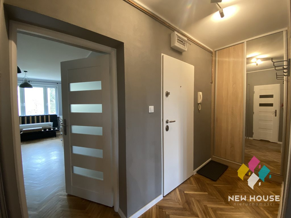Mieszkanie dwupokojowe na wynajem Olsztyn, Tadeusza Kościuszki  48m2 Foto 7
