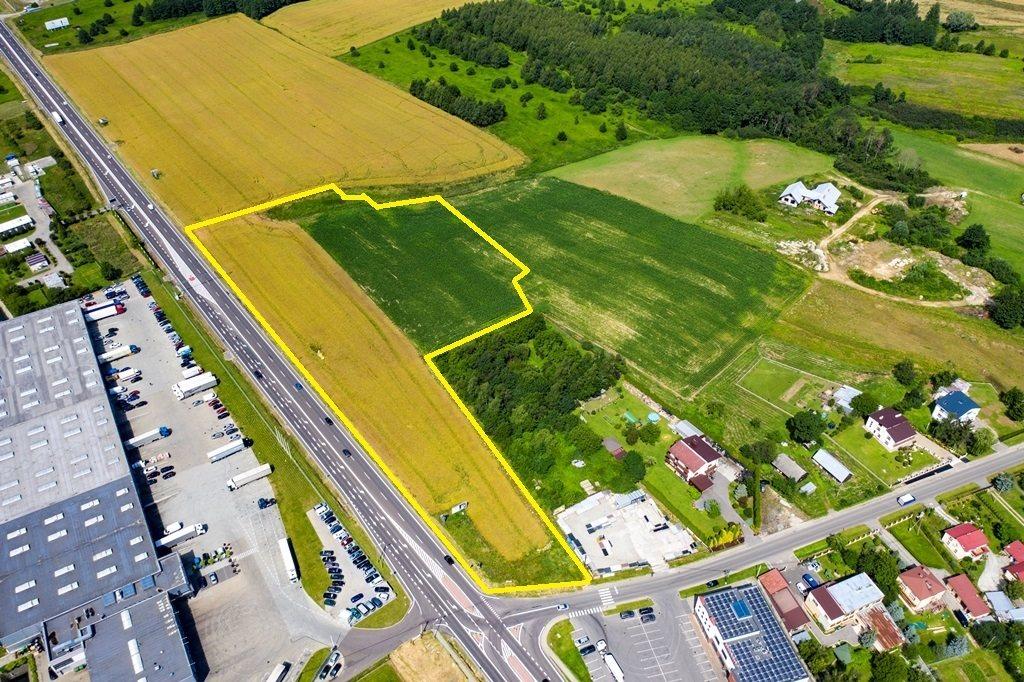 Działka budowlana na sprzedaż Rzeszów  23387m2 Foto 5