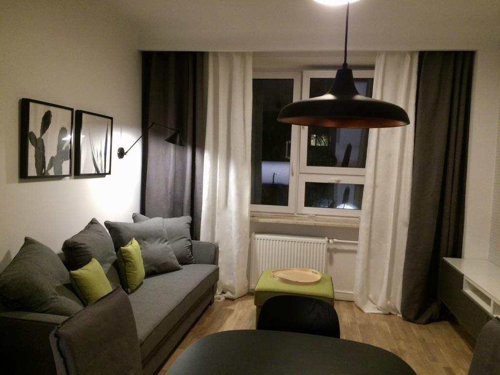 Mieszkanie dwupokojowe na wynajem Warszawa  35m2 Foto 2