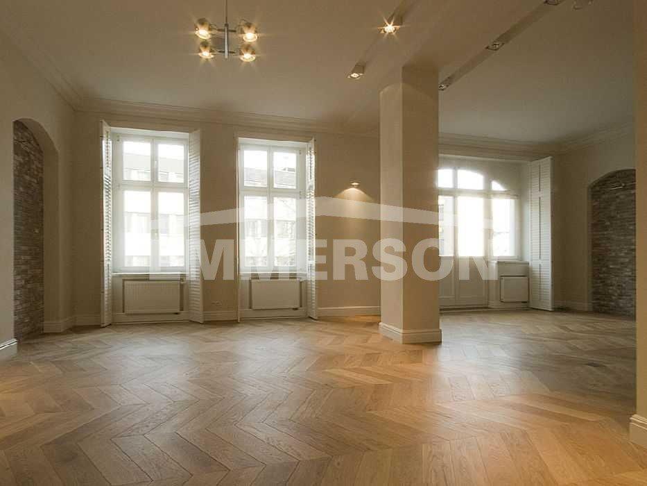 Mieszkanie czteropokojowe  na wynajem Warszawa, Śródmieście Ujazdów, Flory  170m2 Foto 1