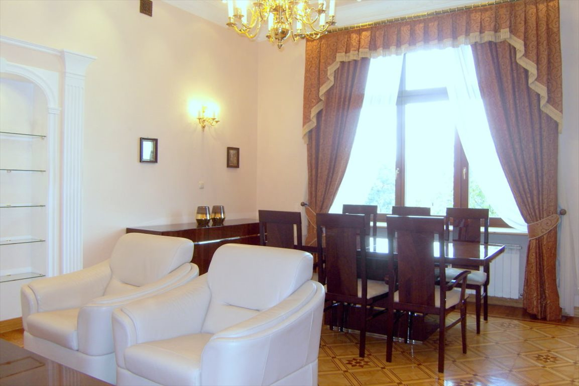 Mieszkanie trzypokojowe na wynajem Warszawa, Śródmieście, Śródmieście, Aleja Róż  105m2 Foto 1