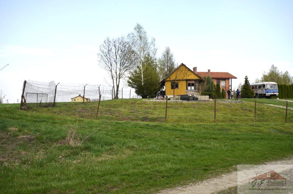 Działka budowlana na sprzedaż Sobiecin  819m2 Foto 3