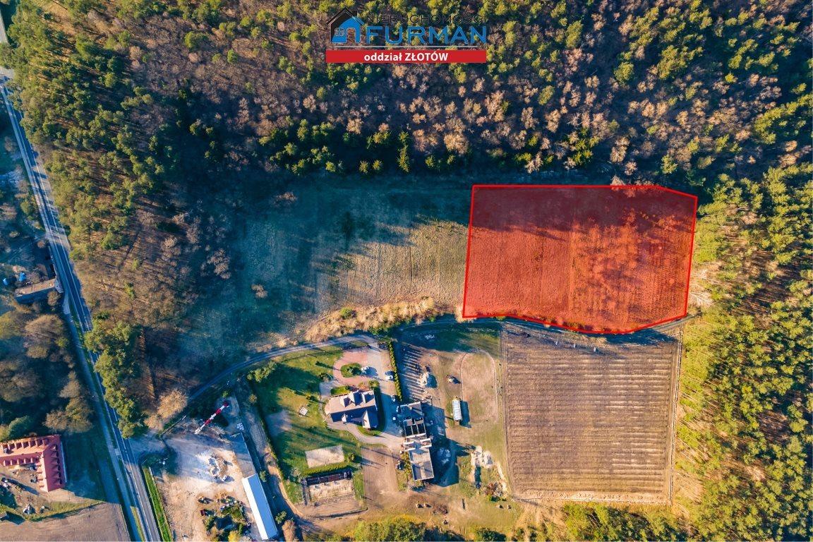 Działka rolna na sprzedaż Okonek  10960m2 Foto 1