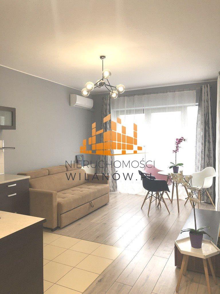 Mieszkanie dwupokojowe na wynajem Warszawa, Wilanów, Sarmacka  40m2 Foto 2