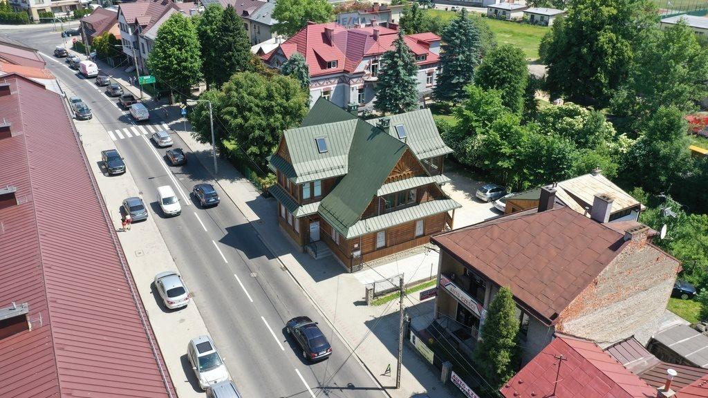Dom na sprzedaż Nowy Targ  315m2 Foto 11