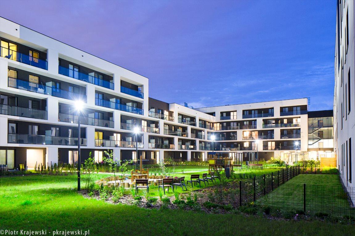 Mieszkanie dwupokojowe na sprzedaż Warszawa, Wilanów, Adama Branickiego  52m2 Foto 1