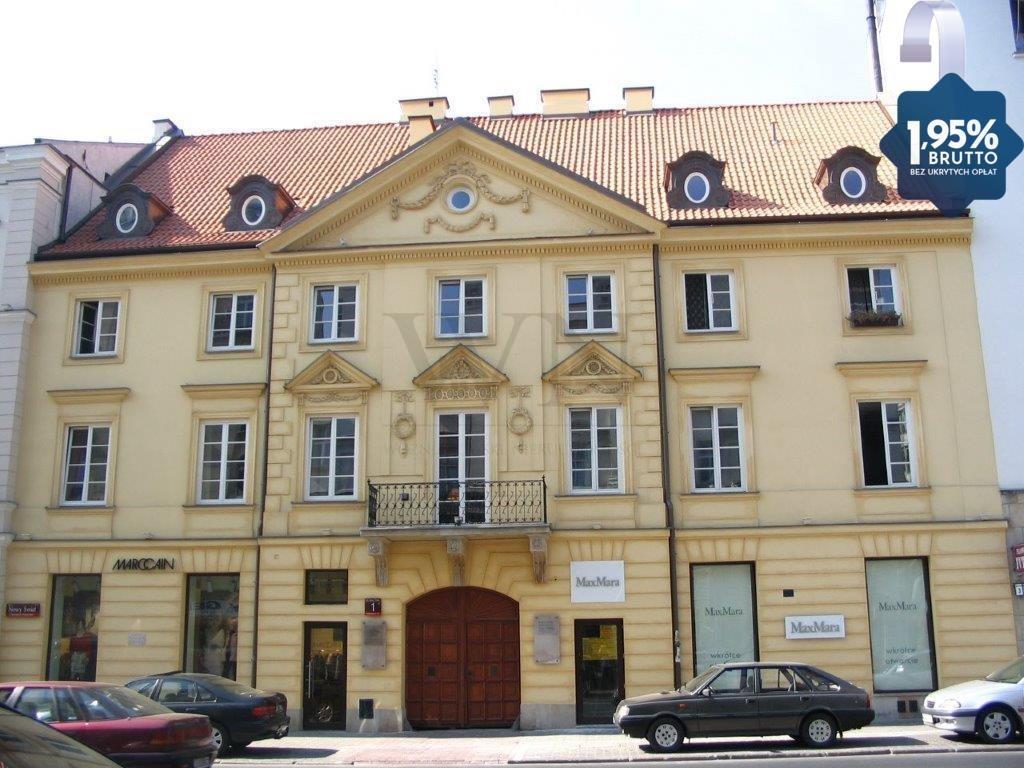 Lokal użytkowy na sprzedaż Warszawa, Śródmieście, Śródmieście Południowe, Nowy Świat  114m2 Foto 1