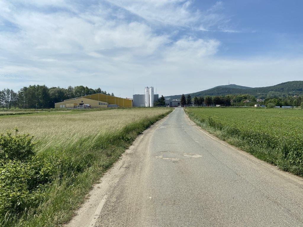 Działka przemysłowo-handlowa na sprzedaż Sobótka, Czysta  4800m2 Foto 3