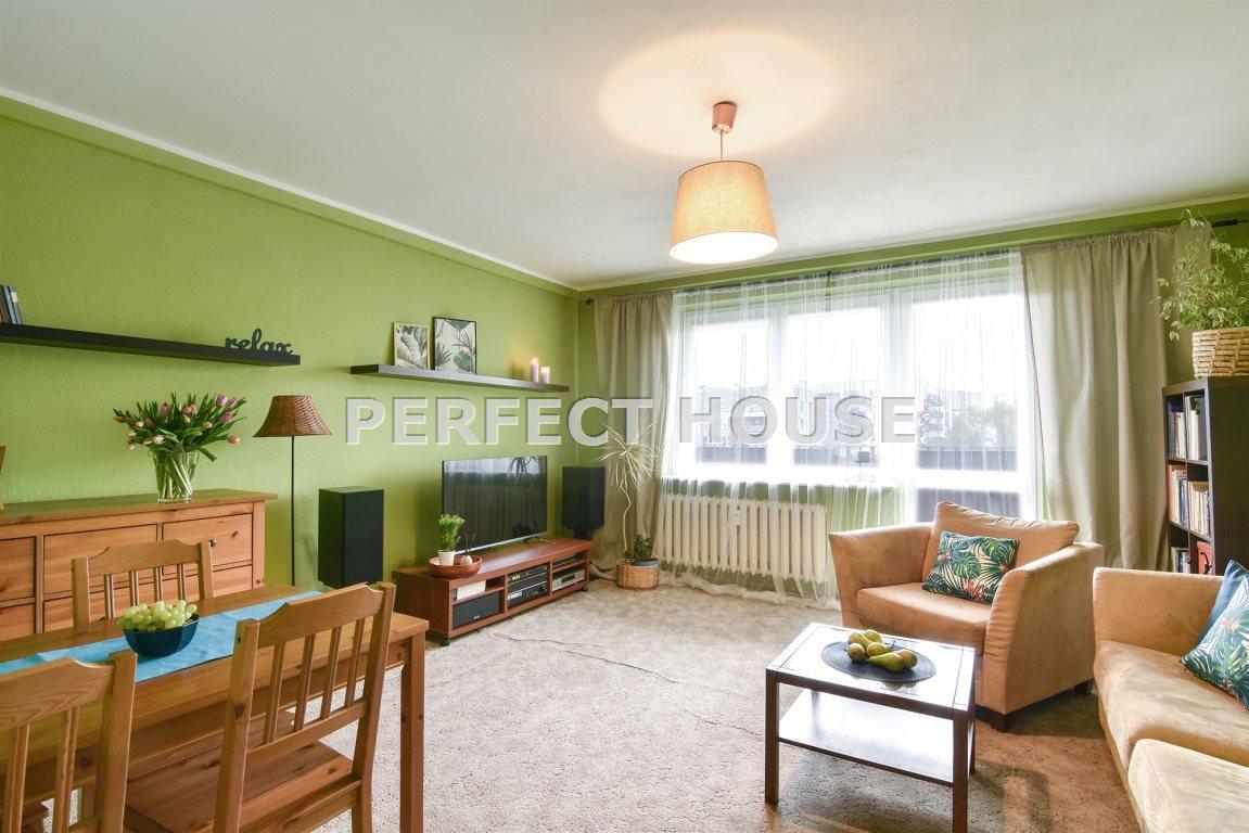 Mieszkanie dwupokojowe na sprzedaż Poznań, Rataje  50m2 Foto 2