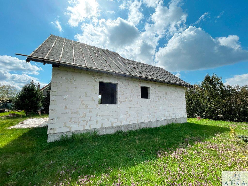 Działka budowlana na sprzedaż Pucice, Wiejska  1005m2 Foto 6